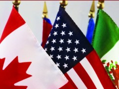 NAFTA-Canada Mexico U.S.
