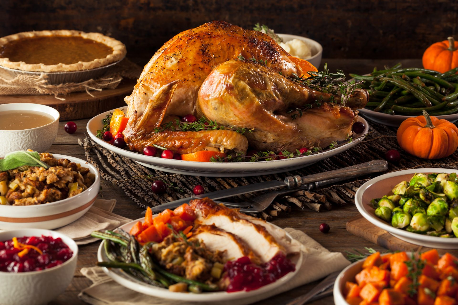2021 Thanksgiving Dinner Will Cost More